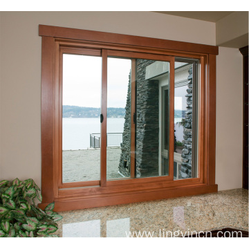 aluminum profile sliding windows